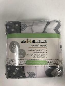 BaeBae Goods 150 GSM Soft Jersey Knit Cotton Changing Pad Co