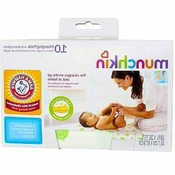 3 Pack Munchkin Arm & Hammer Disposable Changing Pads, 10 Ct