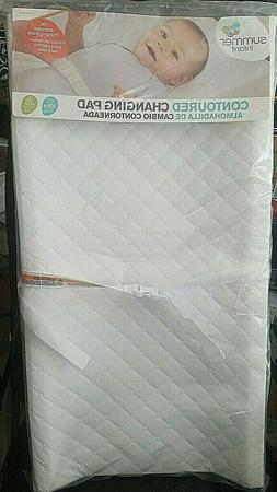 Summer Infant 92000Z Changing Pad - White