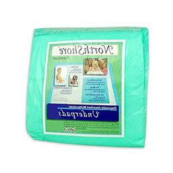 NorthShore Premium, 36 x 36, 40 oz, Green Super-Absorbent Un