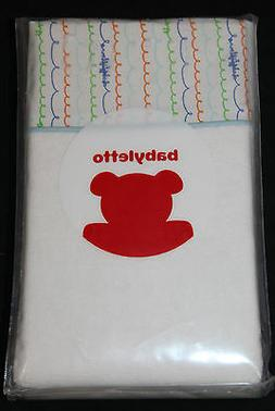 Babyletto Alphabets Contour Changing Pad Cover