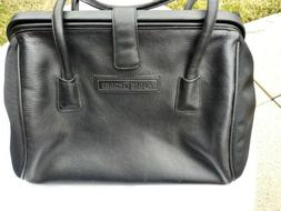 Anne Geddes Diaper Bag black with changing pad