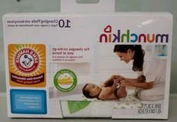 Munchkin Arm and Hammer Disposable Changing Pad 10 Count Fre