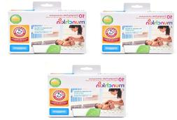 Munchkin Arm & Hammer Disposable Changing Pads CHEAP!!!