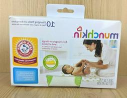 Munchkin Arm and Hammer Disposable Changing Pads with Baking