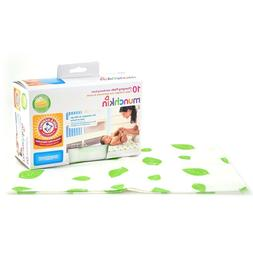 Arm & Hammer Munchkin Changing Pads w/baking soda for Newbor