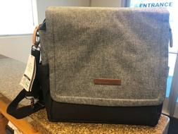 Petunia Pickle Bottom Axis Baby Diaper Bag Backpack Graphite