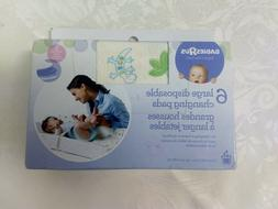 Babies R Us Disposable Changing Pads  Large 18x26 3/4 Brand