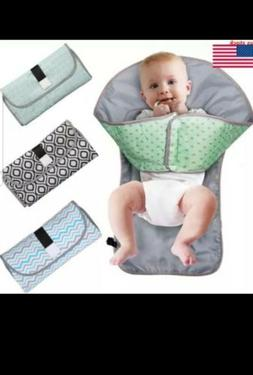 baby changing pad clutch