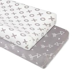 Baby Changing Pad Cover Infant Toddler Waterproof Stretchy J