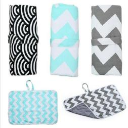 Baby Changing Pad Infant Cotton Portable Cover Toddlers Wate
