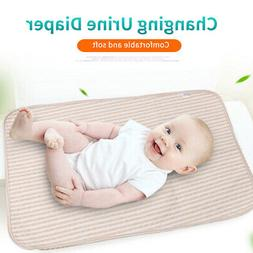 Baby Changing Pad Infant Waterproof Washable Mat Boy Girl Ur