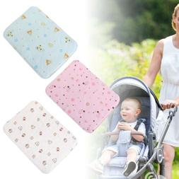 Baby Changing Pad Reusable Waterproof Stroller Diaper Foldin