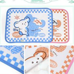 Baby Changing Pad Stroller Reusable Diaper Waterproof Sheet