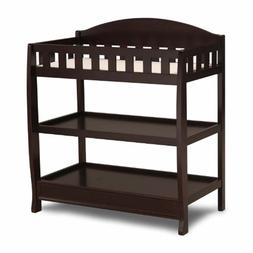 Baby Changing Table with Pad, Nursery Furniture, Diaper Stat