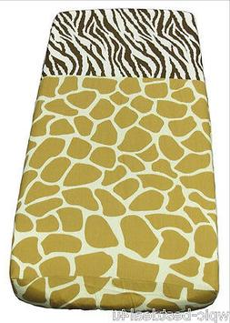 Sisi Baby Design Diaper Changing Table Pad Cover - African S
