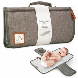 Portable Diaper Changing Pad - Baby Changing Mat - Travel Di