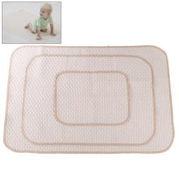 Baby diaper infant bed organic cotton absorbent diaper chang