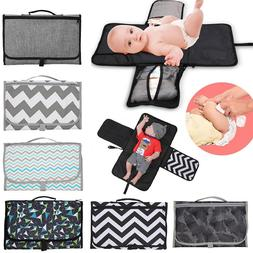 Baby <font><b>changing</b></font> mat Waterproof Mummy bag B