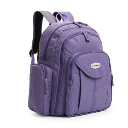 Baby Insulated Pockets Backpack Waterproof Lightweight Fabri