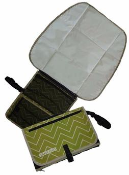 Baby Portable Changing Station Diaper Clutch Changing Pad Ma