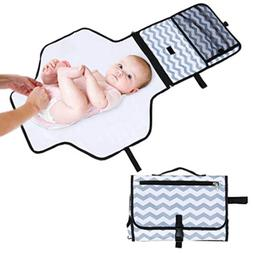 Baby Portable Foldable Diaper Changing Mat Waterproof Travel