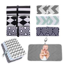 Baby Portable Foldable Washable Compact Travel Nappy <font><