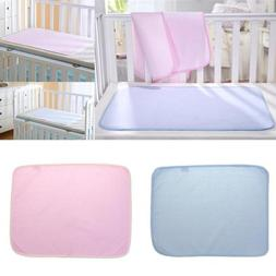 Baby Reusable Bamboo Diaper Nappy Changing Pad Waterproof Ma