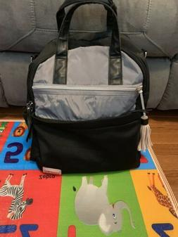 Skip Hop Backpack diaper Bag.