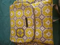 Petunia pickle bottom boxy backpack, afternoon in arezzo