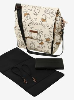 Petunia Pickle Bottom Boxy Backpack in Sketchbook, Winnie Th