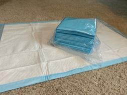 Brand New Sealed 25 Ct Baby Diaper Changing Sheets Disposabl