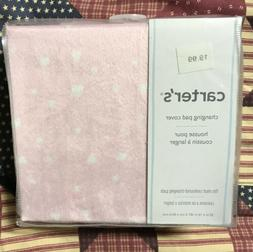 Carter Changing Pad Cover Pink Fits Contoured Changing Pads