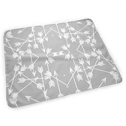 LXXYZ Changing Pad Arrows Portable Diaper Changing Pad - for