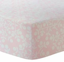 """Kushies Changing Pad Cover for 1"""" pad, 100% Breathable Cotto"""