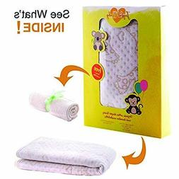 Changing Pad Liners ~Newborn Portable Pads XL Waterproof, So