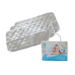 """NEW"" Changing Pad Liners 3 Pack Waterproof, Thicker Cha"