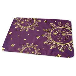 Changing Pad Trendy Sun Moon Star Baby Diaper Urine Pad Mat