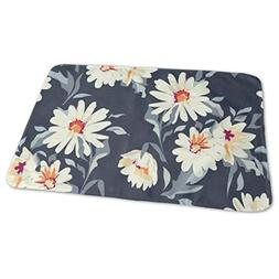 Changing Pad Watercolor Daisy Baby Diaper Urine Pad Mat Marv