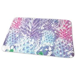 Changing Pad Watercolor Pineapple Baby Diaper Incontinence P