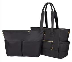 Skip Hop Chelsea 2-in-1 Diaper Bag Downtown Chic Tote NWT Bl