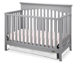 Delta Children 2-in-1 Changing Table and Storage Unit - Grey