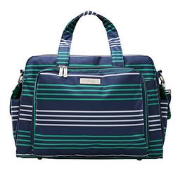 JuJuBe Be Prepared Travel Carry-on/Diaper Bag, Coastal Colle