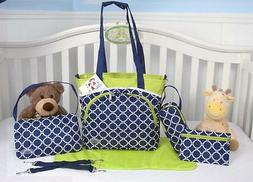 SoHo Collection, Chelsea 6 pieces Diaper Bag setLimited time