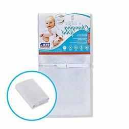 combo pack waterproof 4 sided changing pad