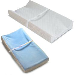 Changing Pad, with Plush Changing Table Pad Cover, Waterproo
