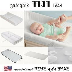 Summer Infant Contoured Changing Pad Baby Diaper Portable Wa