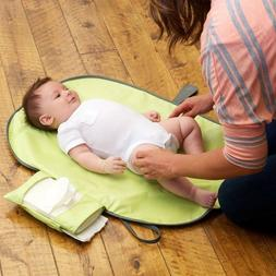 Convenient Baby Changing Pad Diaper Clutch Portable Station