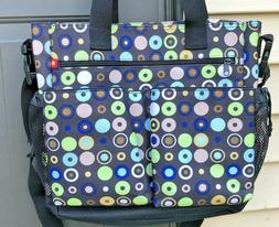 Diaper Bag, Tote, Spark, By Skip Hop NWOT, 2 Side Pockets, L
