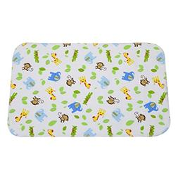 Outgeek Baby Diaper Changing Mat Portable Changing Pad Doubl